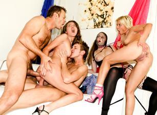 Rocco's Psycho Teens, Scene 03