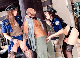 Rocco's Bitches In Uniform 02, Scene 03