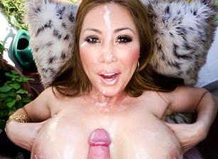 Kianna Dior Busty Asian Cum Slut, Scene 07