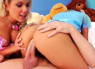 OUTTAKES-Anal Buffet 03, Scene 02