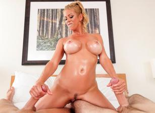 MILF Cock Teasers, Scene 04
