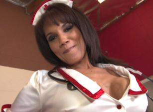 BTS-Interracial Candy Stripers, Scene 02