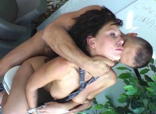 Nacho Vidal: The Sexual Messiah, Scene 09