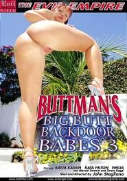 Download Buttman's Big Butt Backdoor Babes 03