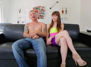 BTS-I Blackmailed My Babysitter's Ass, Scene 04