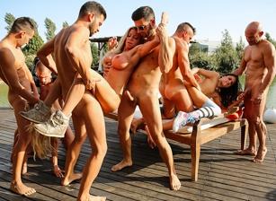 Rocco Siffredi Hard Academy, Scene 02