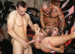 Rocco Siffredi Hard Academy 2, Scene 01