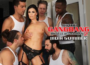 LeWood Gangbang: Battle Of The MILFs 2, scene 02