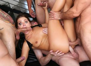 Adriana Chechik Is The Squirt Queen, Scene 01