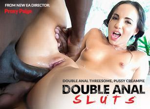 Double Anal Sluts, Scene 03