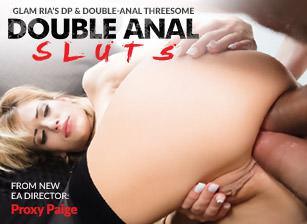 Double Anal Sluts, Scene 02
