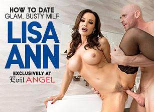 How To Date Glam, Busty MILF Lisa Ann, Scene 01