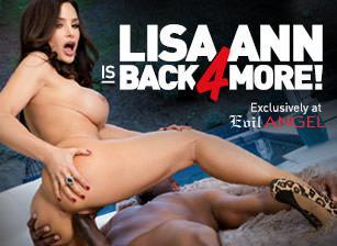 Lisa Ann: Back 4 More!, Scene 02