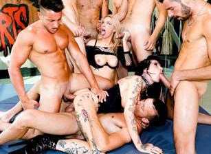 Rocco Siffredi Hard Academy 03, Scene 01