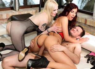 Rocco's Dirty Girls 03, Scene 01