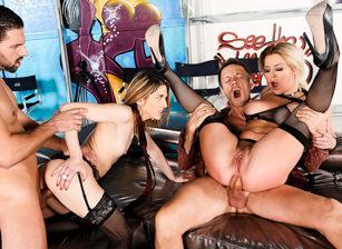 Rocco's Dirty Girls 05, Scene 03