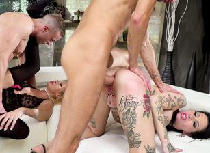 Rocco Siffredi Hard Academy 05, Scene 01