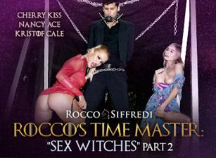 Time Master Sex Witches, Scene 02