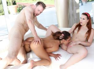 Rocco's Dirty Girls 06, Scene 01