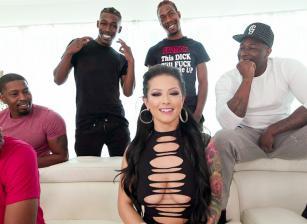 BTS-Katrina Jade: Addicted To Black